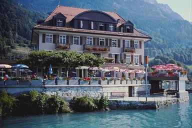 Swiss Alps Guided Vacation